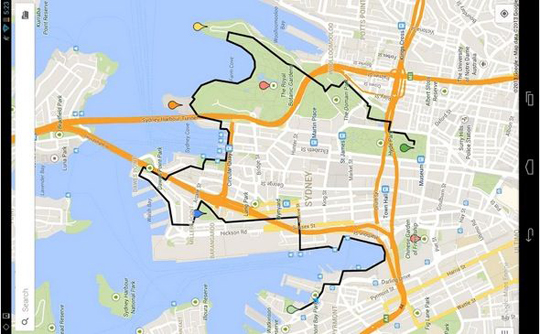 app google maps engine