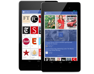 Google Play Newsstand (Kiosco) es lanzado para Android
