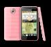 HTC Desire 501 color rosa