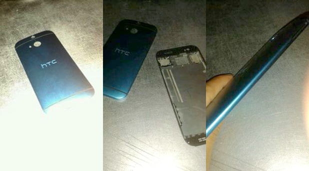 HTC M8 filtración carcaza cubierta