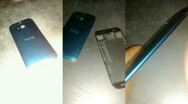 HTC M8 en directo filtración