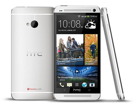 HTC One Dual SIM pantalla, cámara