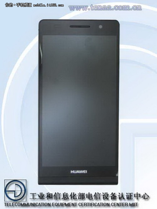 Huawei Ascend P6S filtrado TENAA