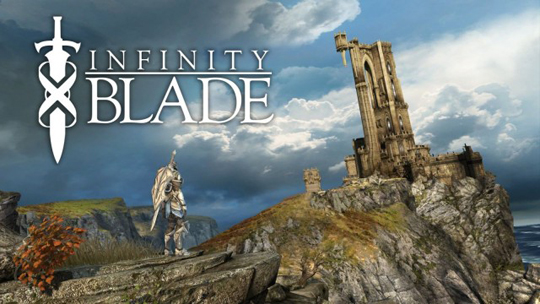 infinity blade app