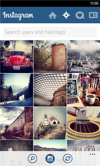 Instagram ya disponible para Windows Phone 8