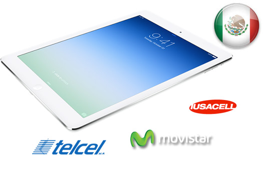 iPad Air ya disponible en México