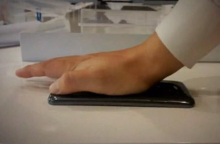 LG G Flex muestran su flexibilidad