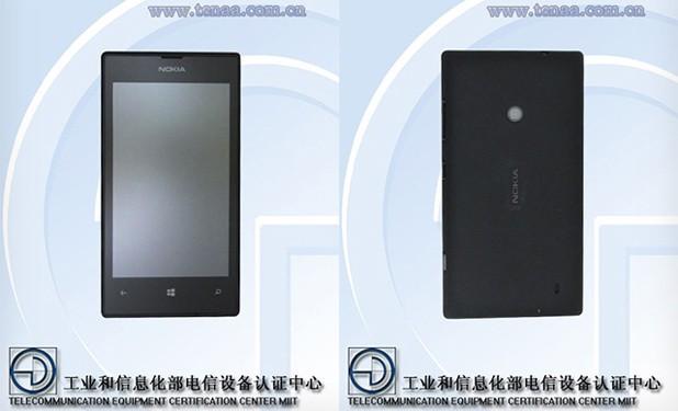 Nokia Lumia 525 TENNA imágenes