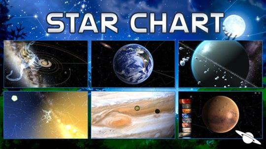 app mapa estelar