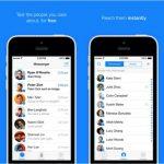 Facebook lanza Messenger para iOS completamente rediseñado
