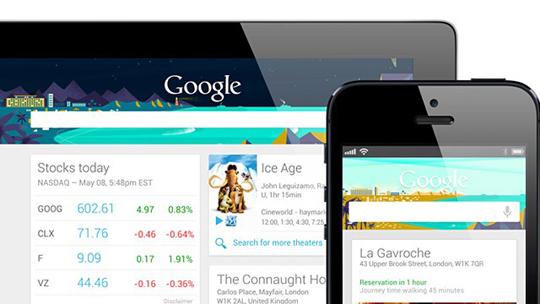 Google Search para iOS recibe nuevas funciones