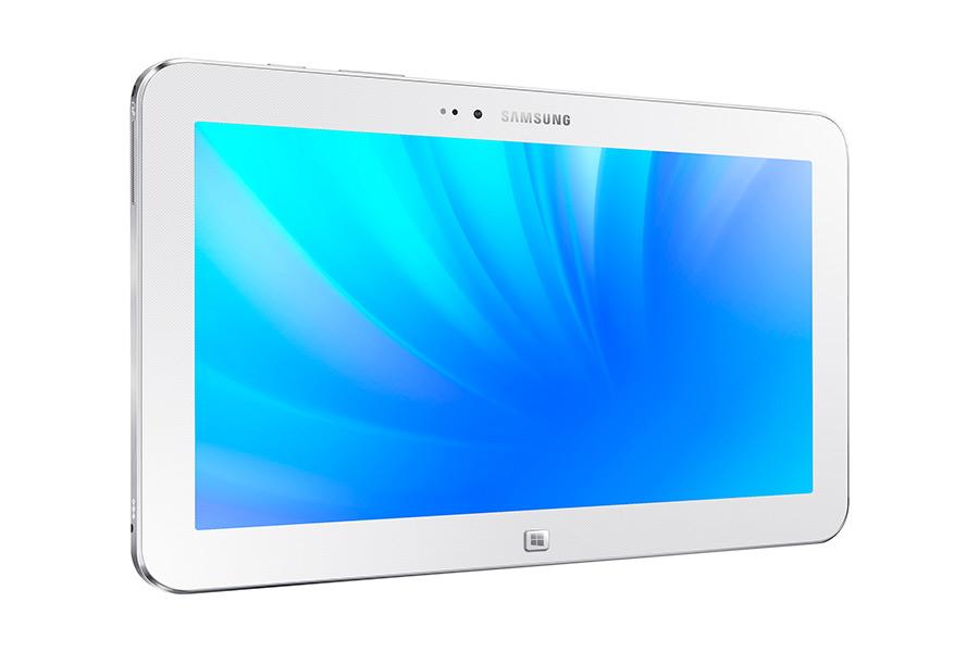 Samsung ATIV Tab 3 de lado pantalla 2