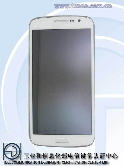 Samsung SM-G7106 en TENAA pantalla