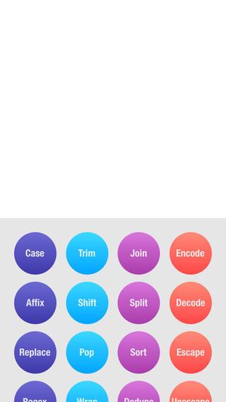 app text tool