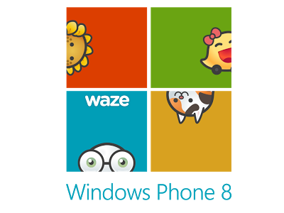 Waze en Windows Phone