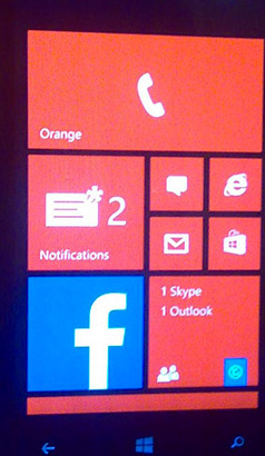 Windows Phone 8.1 Blue rumor filtrado