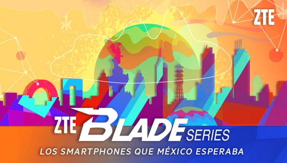 ZTE Blade Series en México