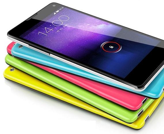 ZTE Nubia Z5S Mini colores