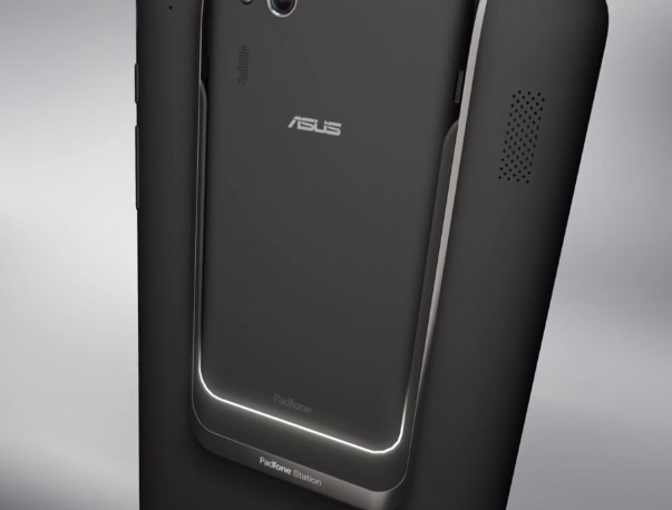 "Asus Padfone Mini 4.3"" Tablet de 7"" dock"