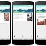 Actualización de Google Search para Android incluye habilidad de buscar dentro de apps