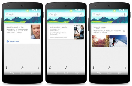 Actualización de Google Search para Android incluye habilidad de buscar dentro de apps