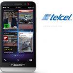 BlackBerry Z30 con amplia pantalla HD llega a México con Telcel