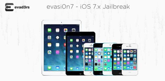 Ya se encuentra disponible herramienta para jailbreak de iOS 7