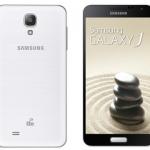El Samsung Galaxy J con cuerpo de metal llega a Taiwán