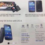 Samsung Galaxy S4 Active ahora con versión Snapdragon 800