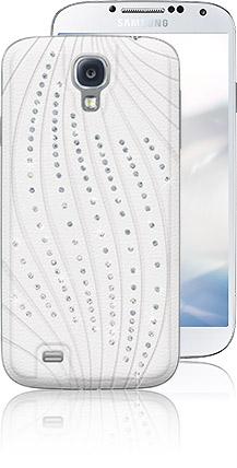 Samsung Galaxy S4 Crystal Edition con detalles Swarovski