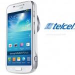 Samsung Galaxy S4 Zoom ya en México con Telcel
