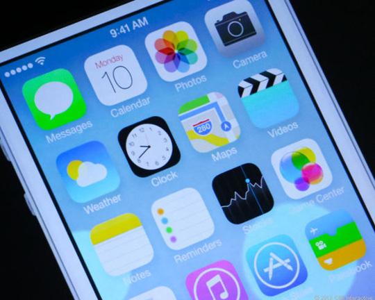 adopción iOS