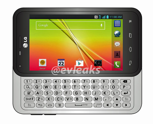 LG Optimus F3Q oficial