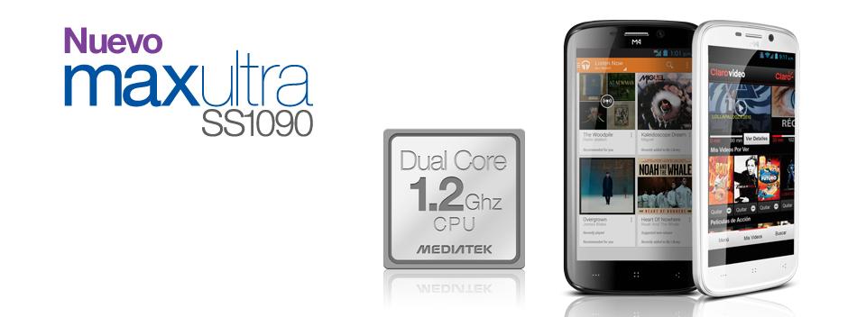 M4tel Max Ultra SS1090 Dual-Core