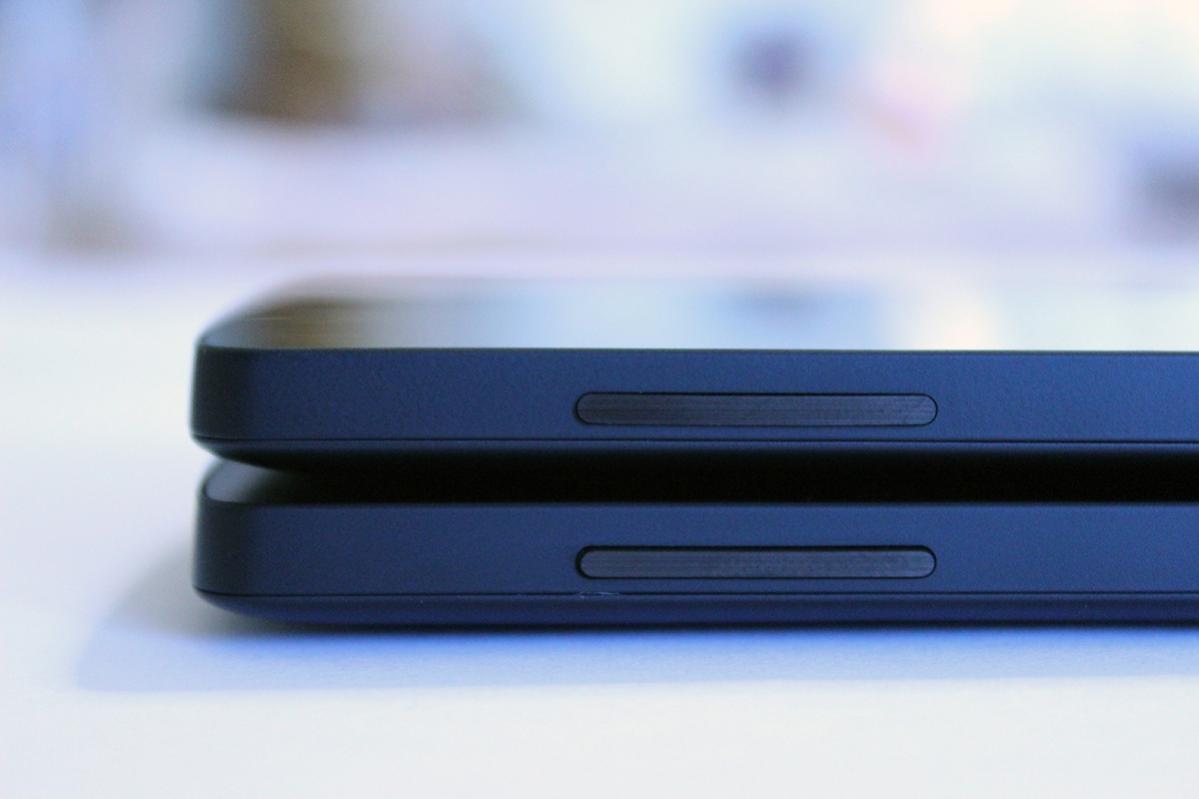 Nexus 5 botones mejorados