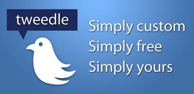 app tweedle