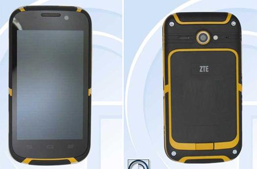 ZTE G601U un Android resistente en primeras imágenes y especificaciones