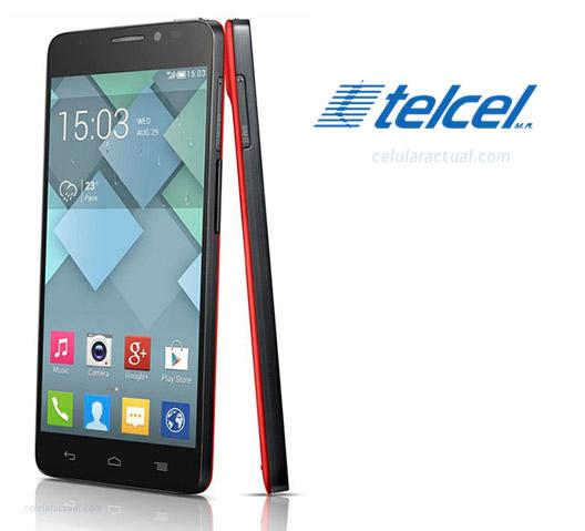 Alcatel One Touch Idol X en México con Telcel