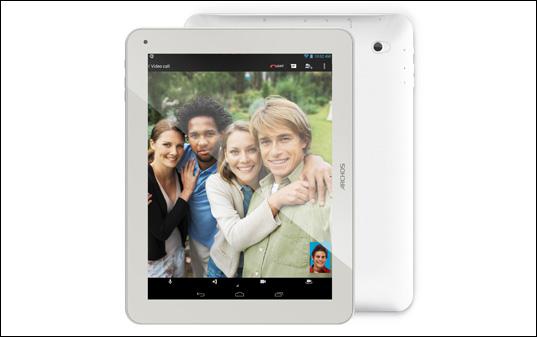 Archos presenta sus tablets Archos 90 Neon, 97 Neon, y 101 Neon
