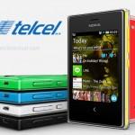 Nokia Asha 503 en México con Telcel, precio y detalles
