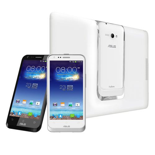 ASUS PadFone E y Pasfone Station