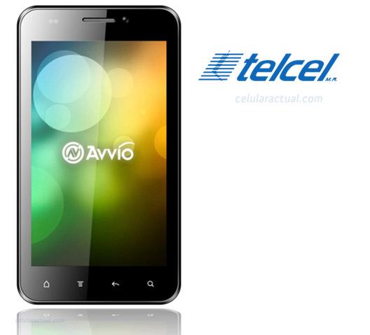 Avvio Pad  tablet 3G  en México con Telcel