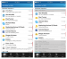 BlackBerry OS 10.2.1 Hub filtración de mensajes