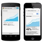 Nuevo Chrome para Android y iOS reduce hasta 50 por ciento tus datos móviles
