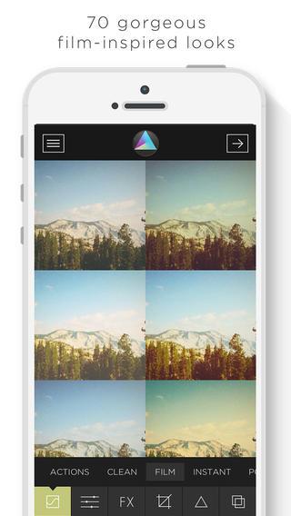 app faded