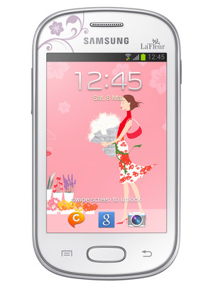Samsung Galaxy Fame Lite LeFleur pantalla