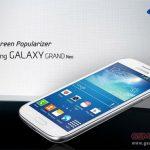 Samsung Galaxy Grand Neo se filtra a detalle