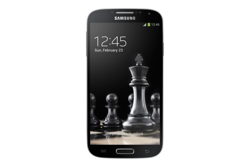 Samsung Galaxy S4 Black Edition - Edición color Negro