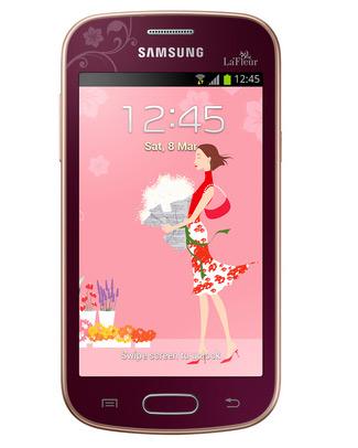 Samsung Galaxy Trend LeFleur pantalla