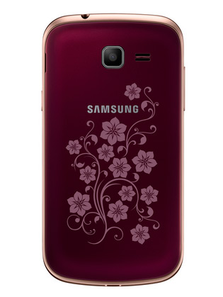 Samsung Galaxy Trend LeFleur cámara